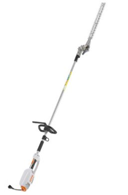 Electric Long Reach Hedge Trimmers