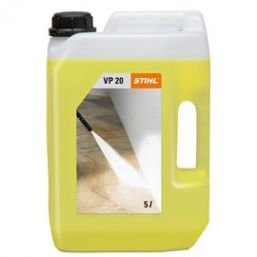 Pressure Washer Cleaning Agents