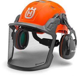 Helmets, Hearing & Eye Protection