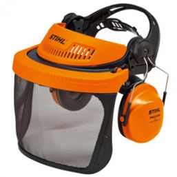 Stihl face/ear protection G500