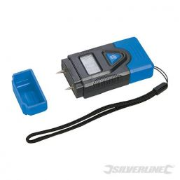 Silverline digital moisture meter