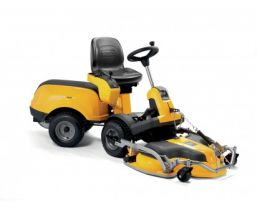 Stiga Park 520 P 2WD with 100cm Combi EL cutting deck