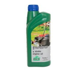 Rock Oil groundsman 4 stroke engine oil