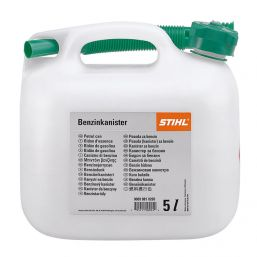 Stihl transparent fuel can 5L