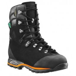Haix Protector Forest chainsaw boots (Black)