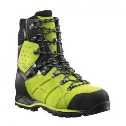 Haix Protector Ultra chainsaw boots (Lime)