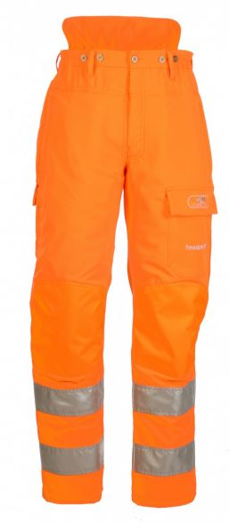 SIP Protection Freedom Hi-Viz GO/RT Orange Type C chainsaw trousers