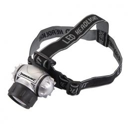 Silverline head torch