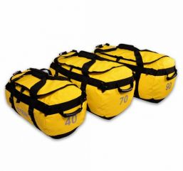 Stein Metro kit storage bags Yellow