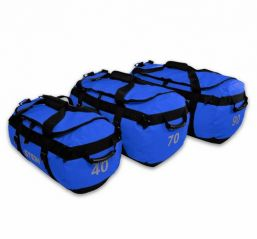 Stein Metro kit storage bags Blue