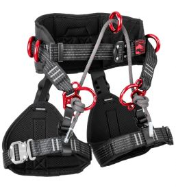 Simarghu Fire male climbing harness