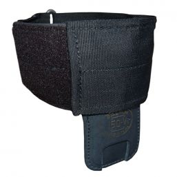 Bashlin velcro pads for climbing spikes