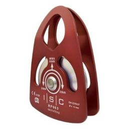ISC swing cheek single pulley for 13mm rope
