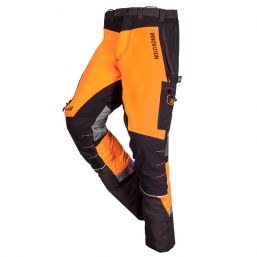 SIP Protection Innovation Canopy W-Air Type C chainsaw trousers