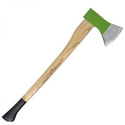 Muller drop forged felling axe