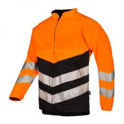 SIP Protection BasePro chainsaw jacket Hi-Vis Orange