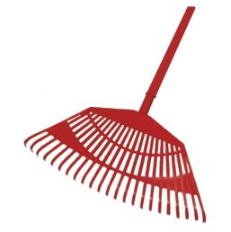 Kamikaze Fan Rake with Wooden Handle 400mm