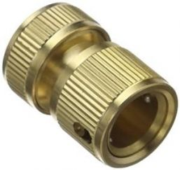 Silverline quick connector brass 1/2