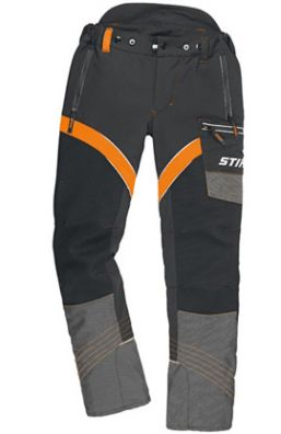 Stihl ADVANCE X-FLEX Type A chainsaw trousers