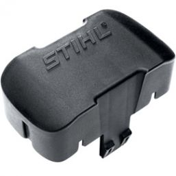Stihl cover for AP battery slot
