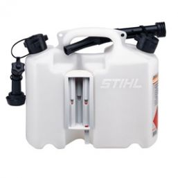 Stihl transparent combination canister
