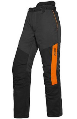Stihl FUNCTION universal Type A chainsaw trousers