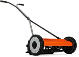 Husqvarna 64 with grass collector