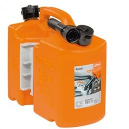 Stihl orange combination canister