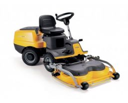 Stiga Park 220 2WD with 95cm EL Combi QF cutting deck