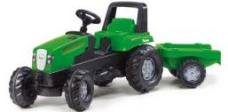 Viking Junior Trac pedal tractor for children