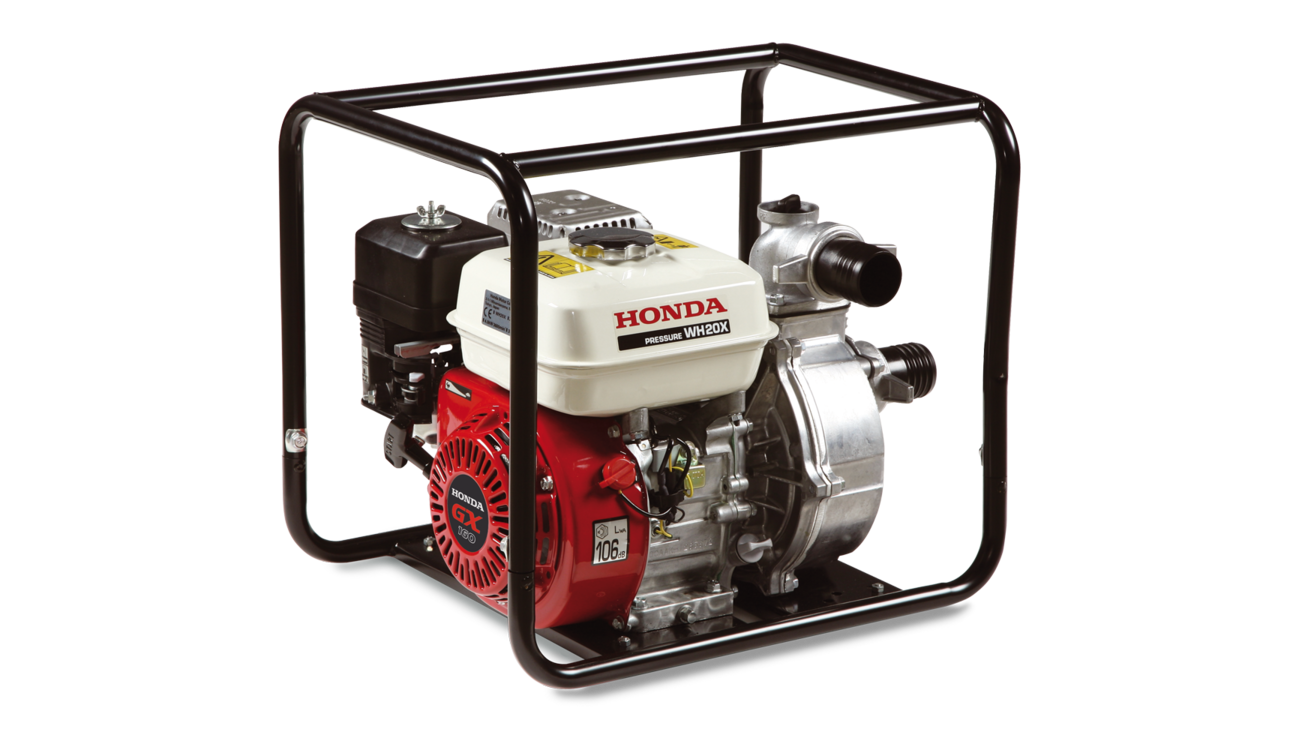 Honda WH20 water pump