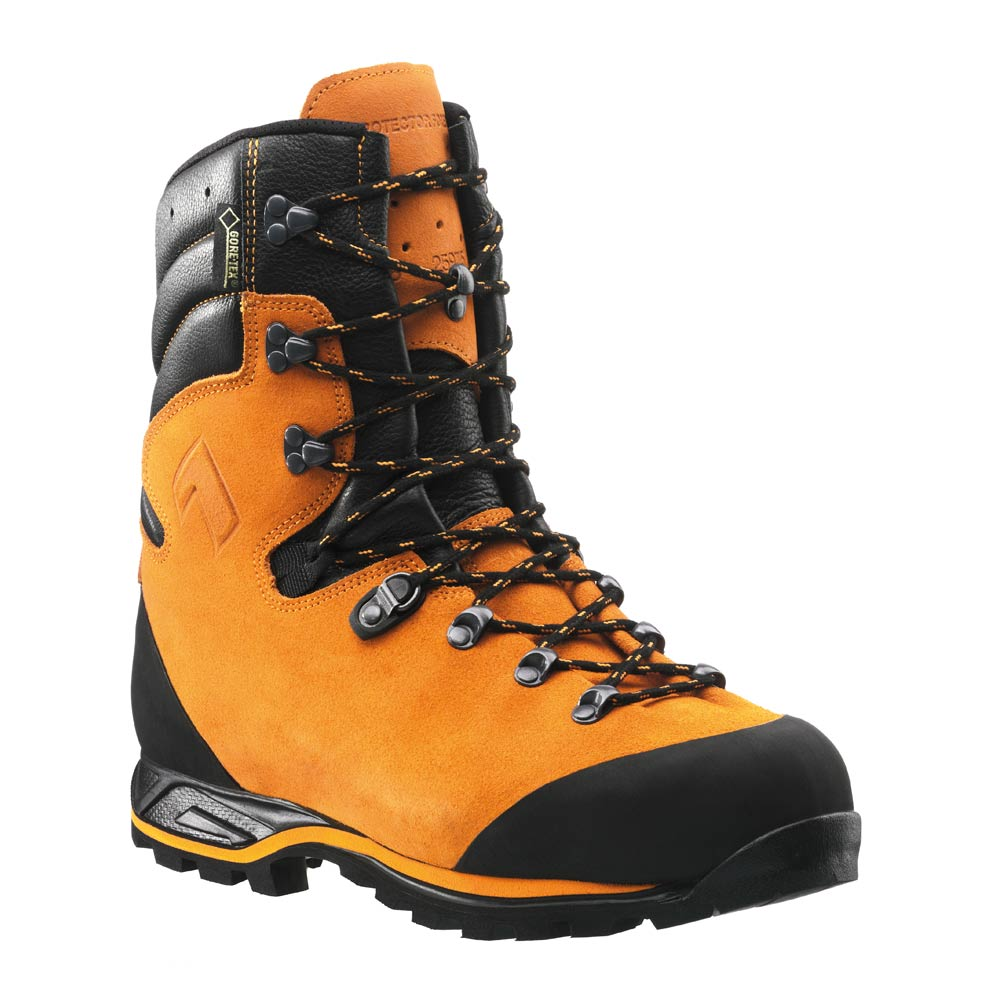 Haix Protector Forest chainsaw boots (Orange)