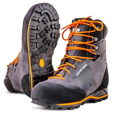 Stein Defender class 2 chainsaw boots