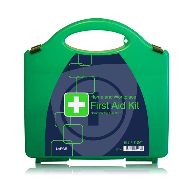 Blue Dot Eclipse first aid kit - large
