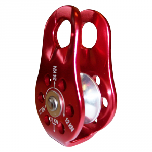 ISC small fixed cheek pulley