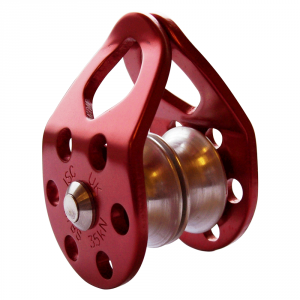 ISC small double swing cheek pulley