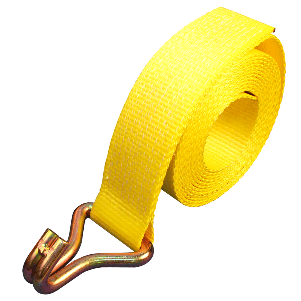 Stein RCP5001 webbing with hook 5.8m