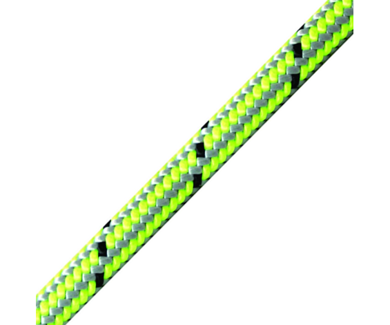 Marlow Vega 11.7mm spliced climbing rope (Lime)