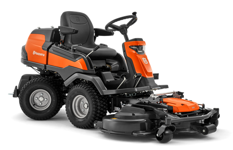 Husqvarna R 420TsX AWD with 112cm/122cm cutting deck