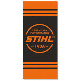 Stihl beach towel