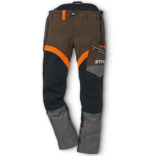 Stihl ADVANCE X-FLEX Type C chainsaw trousers