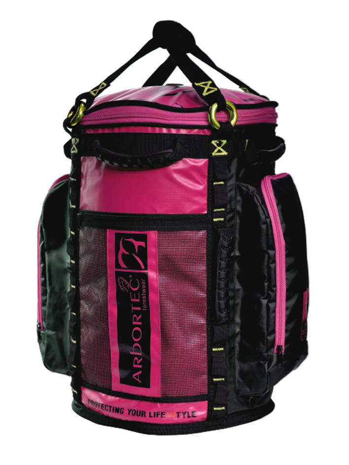 Arbortec Cobra rope bag 55L Pink