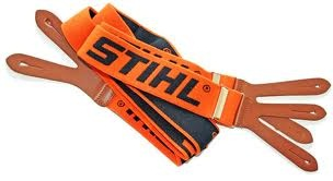 Stihl orange button braces