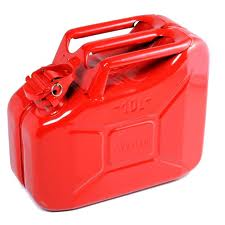 Metal Jerry can 10L