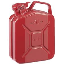 Metal Jerry can 5L