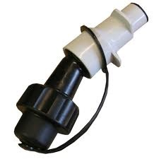Stihl chain oil autofill spout