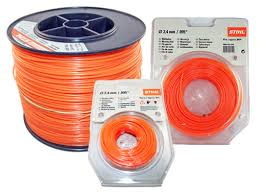Stihl 2.4mm round mowing line