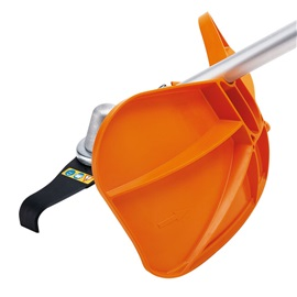 Stihl shredder guard