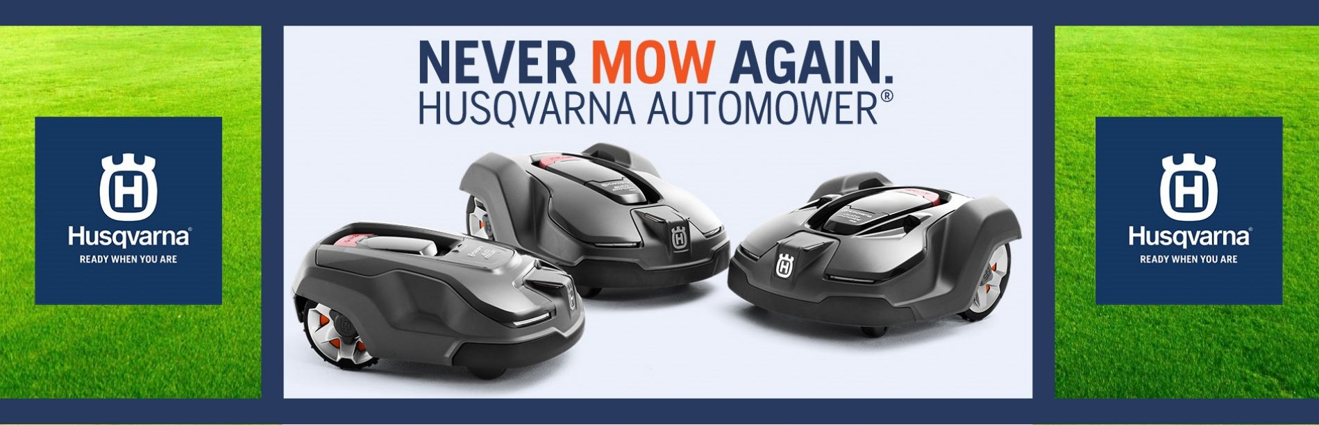 Husqvarna Automower - Find Out More!